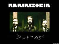 Rammstein Duhast3 Wallpaper