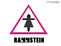 Rammstein Girl Wallpaper