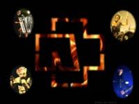 Rammstein Logo Wallpaper