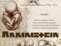 Rammstein Mutter Wallpaper