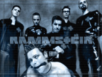 Rammstein Numbers Wallpaper