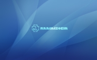 Rammstein Skyblue Wallpaper