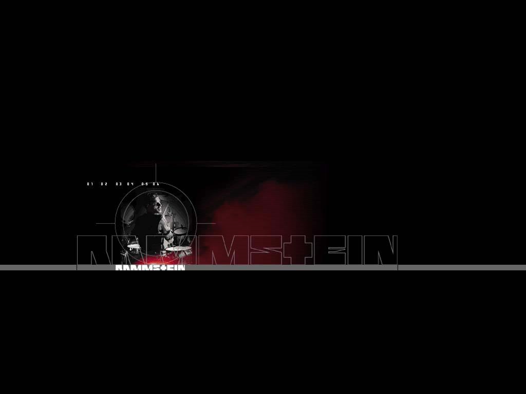 Rammstein 010203040506 Wallpaper