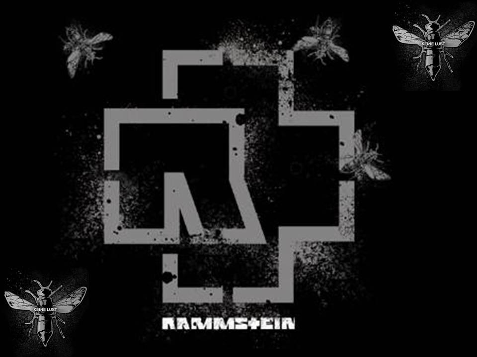Rammstein Cross Wallpaper