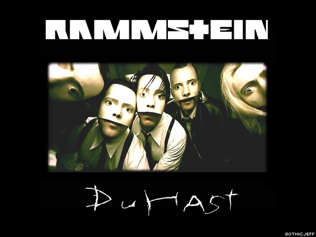 Rammstein Duhast Wallpaper