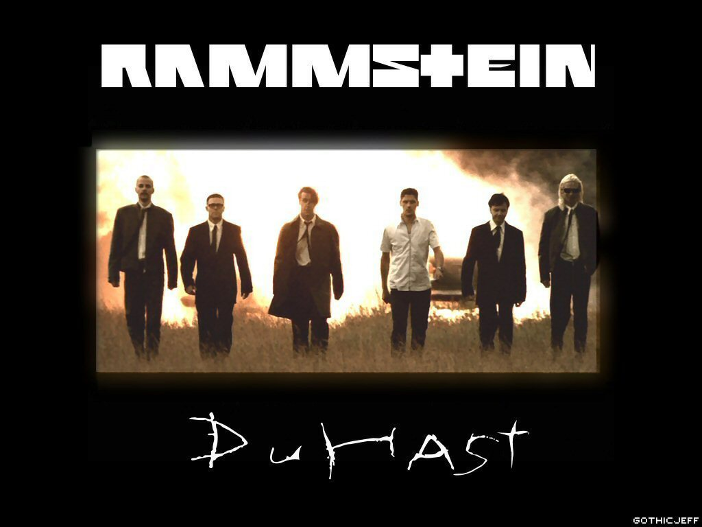 Скачать rammstein - du hast