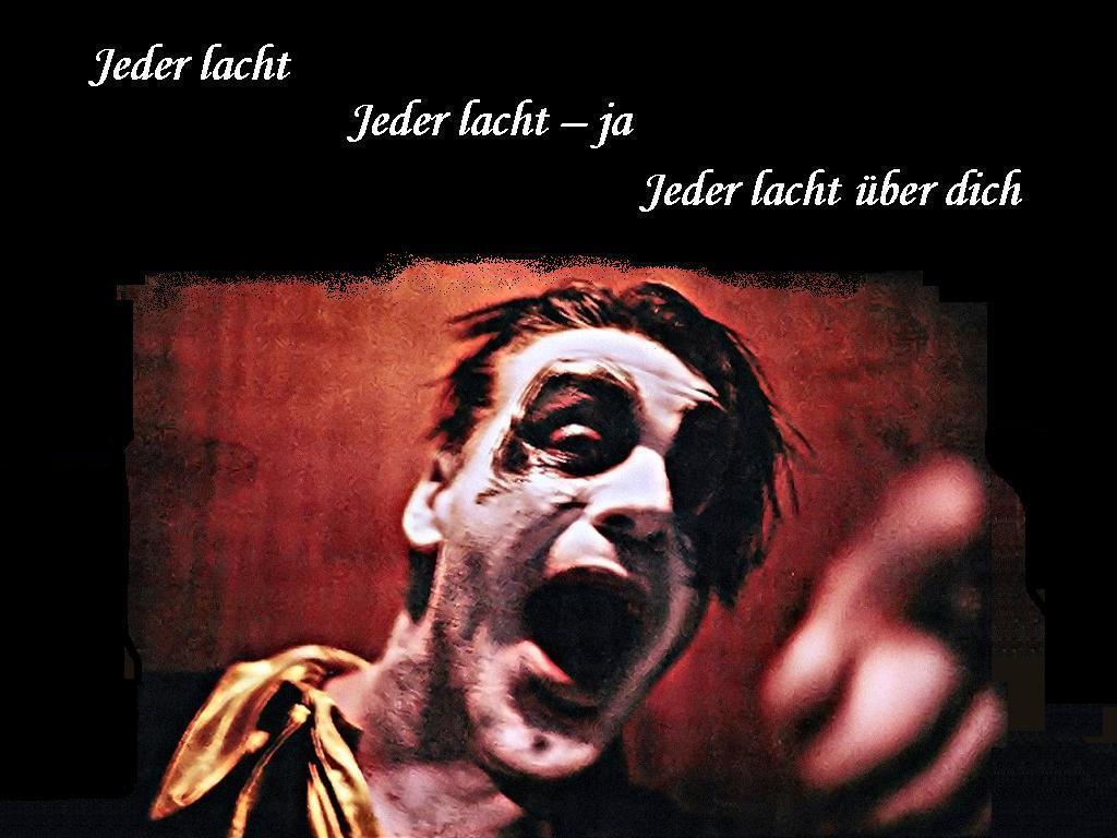 Rammstein Till Blood Wallpaper