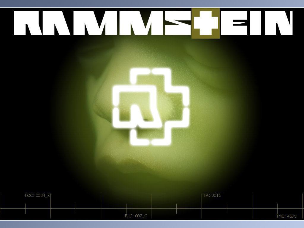 Rammstein Whitecross Green Wallpaper